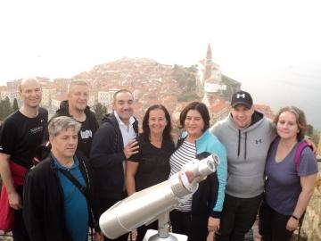 Team Building vikend na Primorskem