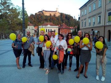 Urban Hunt Ljubljana