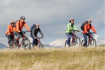 Активный отдых и велотуры