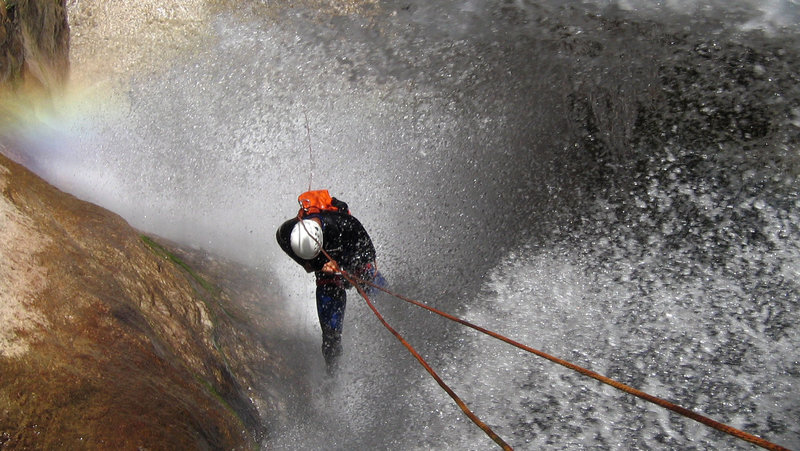 Canyoning Predelnica
