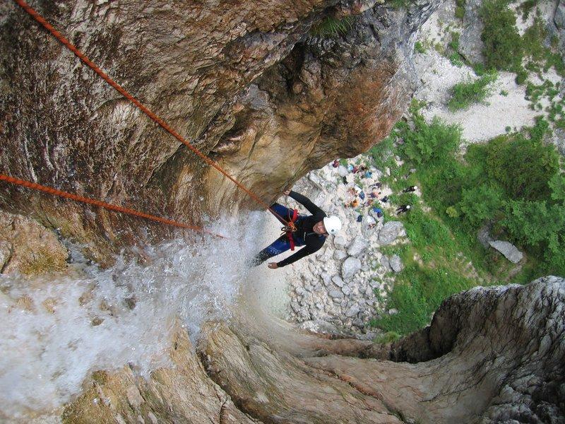 Canyoning - Globoški potok