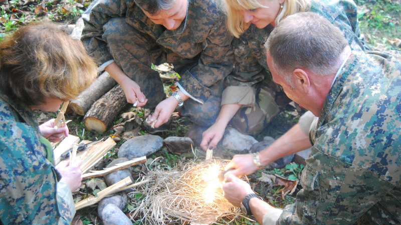 Wilderness Survival Slovenia