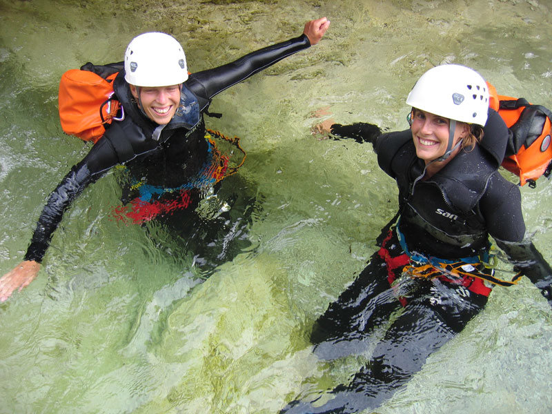 Adventure vacations Slovenia - Adrenalin holidays