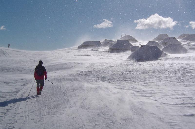 Winter tours Slovenia - Velika Planina