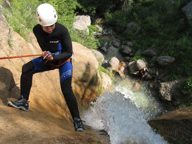 Canyoning, soteskanje - Jerečica - Bohinj
