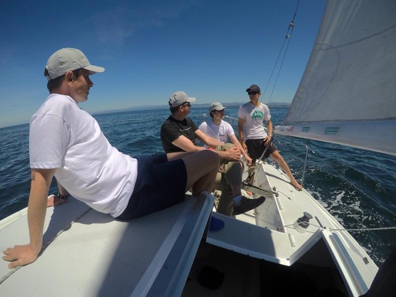 Team building - jadranje in jadralska regata