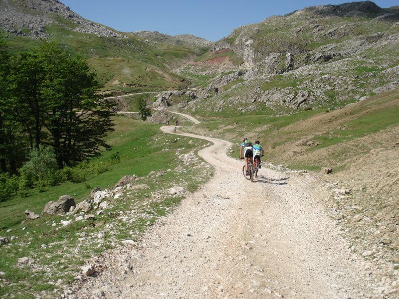 Gorsko kolesarjenje Bosna