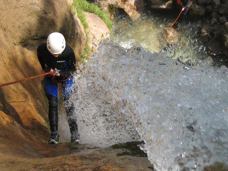 Canyoning Slovenia - Predelnica