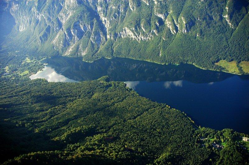 Pandem paragliding Studor Slovenia