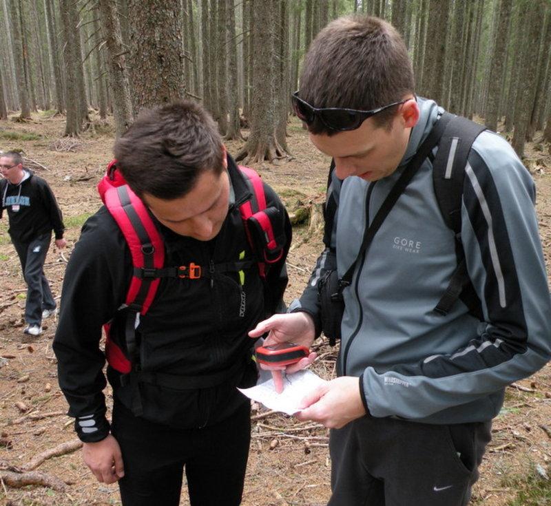 Team building - Geocaching Slovenija