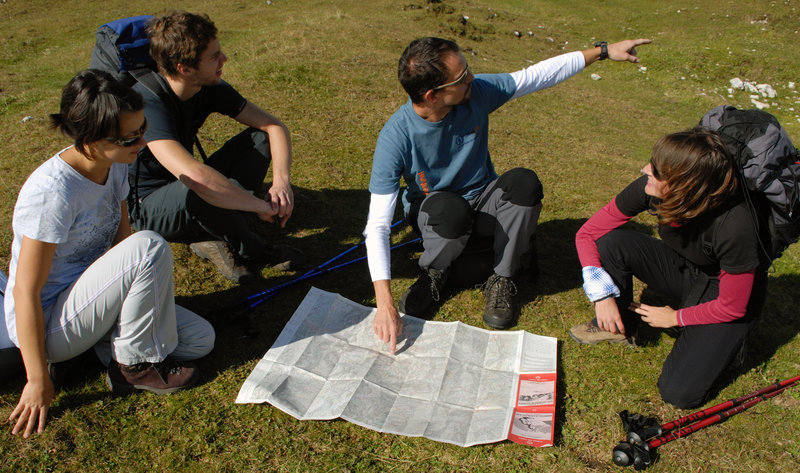 Team building - Orientiranje