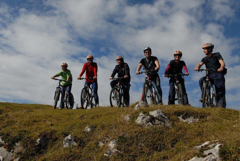 Team building - Na kolesu