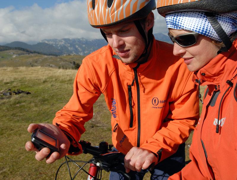 Team building programi - GPS navigacija