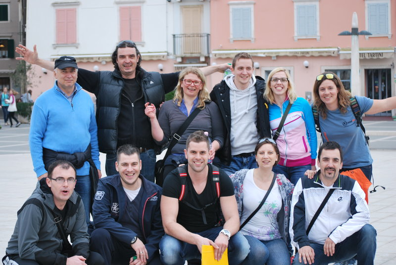 Urban Hunt - Motivacijski program - Team Building