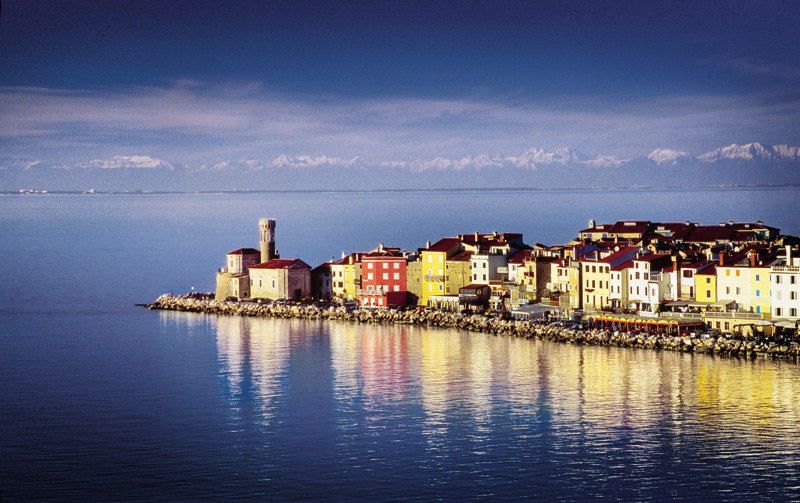 Walking tour - With a view of the Adriatic sea